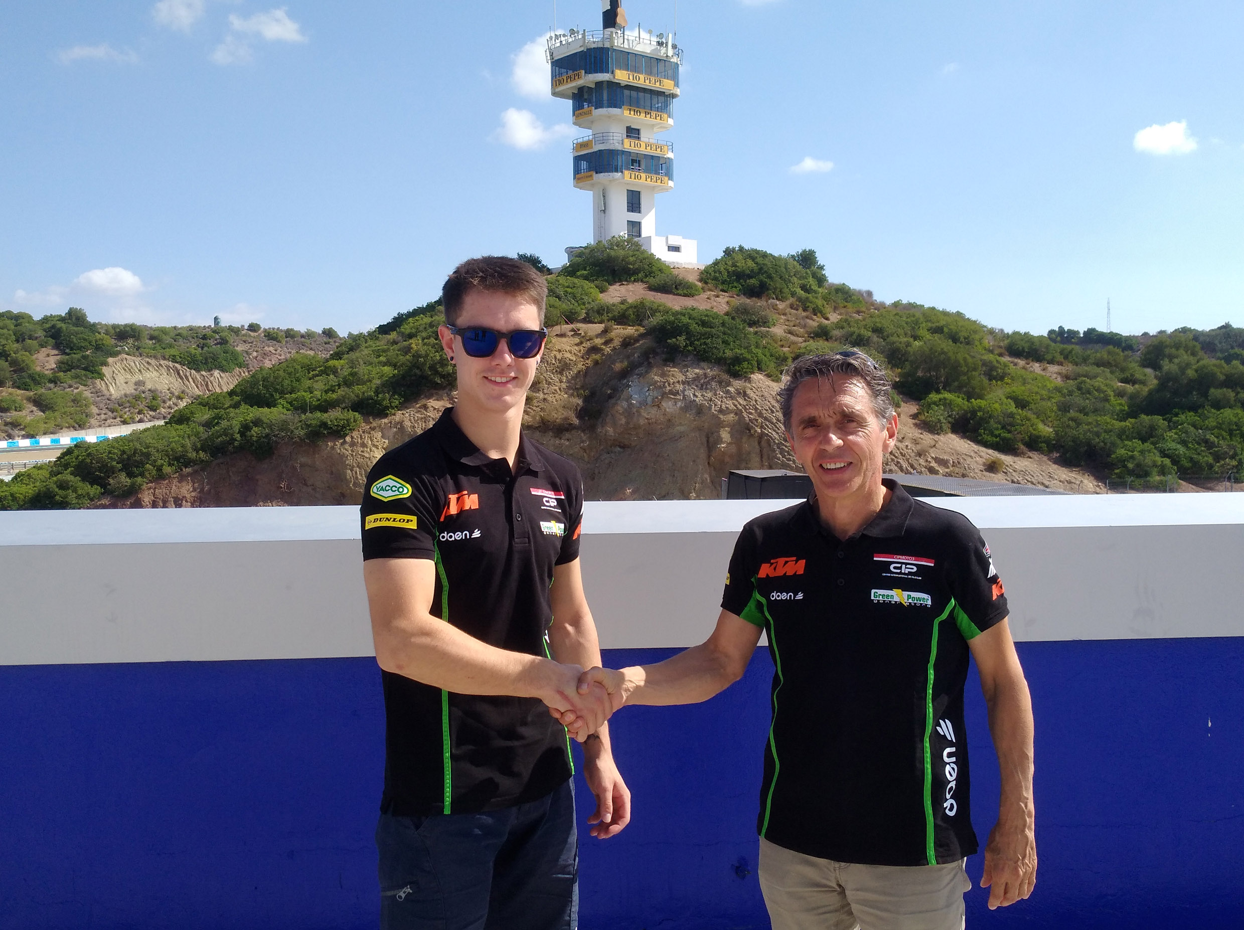 Tom Booth-Amos Joins the Moto3 CIP – Green Power Team for 2019